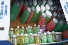 Shampoo and hand sanitizer for the homeless in San Diego