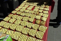 Streets of Hope San Diego passed out over 100 Sandwich bags to the homeless this Monday.