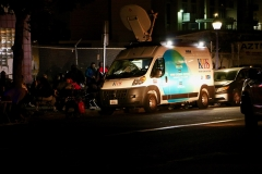 San Diego's KPBS News Station interviewed the Streets of Hope San Diego at Thanksgiving Event