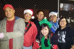 There is great joy in serving the homeless in downtown San Diego on Christmas.