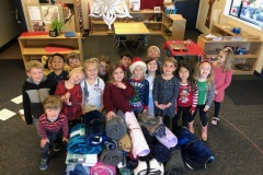Community Montessori Charter Kids Help the Homeless