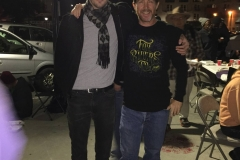 Joe and Parker, two of the best servants for the Streets of Hope San Diego.