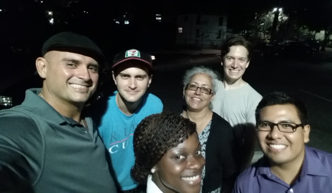 Monday Night Serving the San Diego Homeless – The Story of Charles