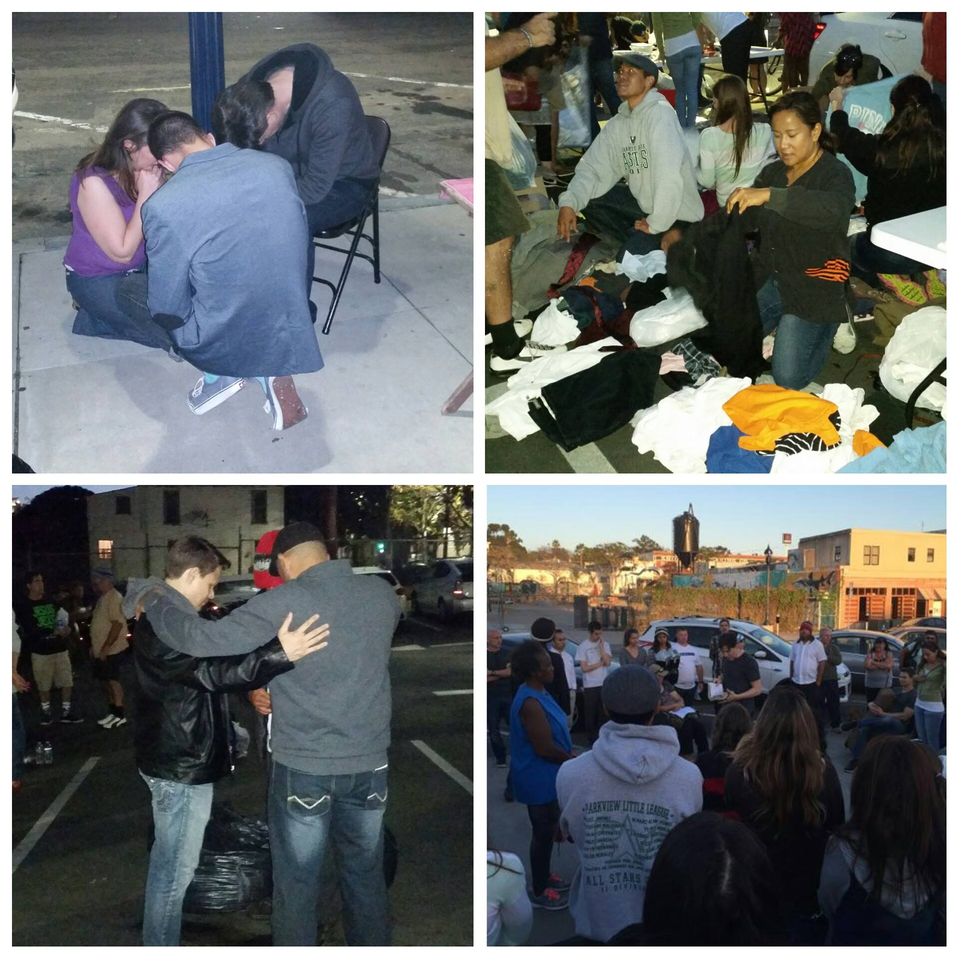 Thanks for San Diego Easter Homeless Outreach Event  – Streets of Hope