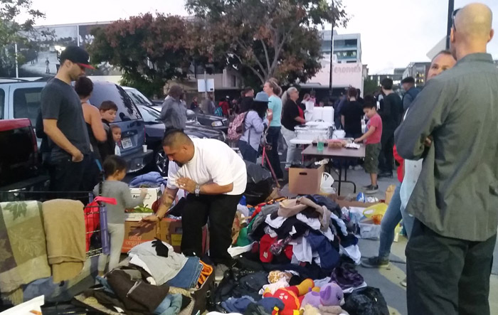Thanks for San Diego Homeless Massage and Hair Cutting Event 10-19-2015 – Streets of Hope