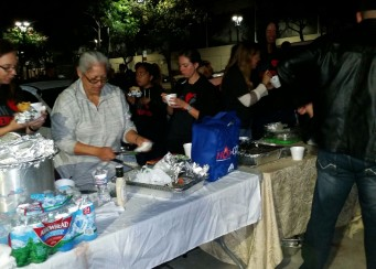 Feed the Homeless On Thanksgiving in Downtown San Diego – Streets of Hope