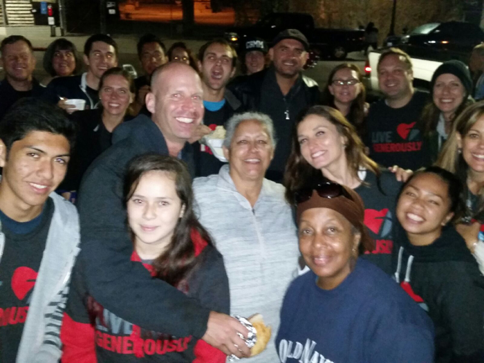 Feed San Diego's Homeless for Thanksgiving Special Event – Thank You 11-23-2015