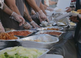 Special Event to Feed and Clothe Downtown Homeless