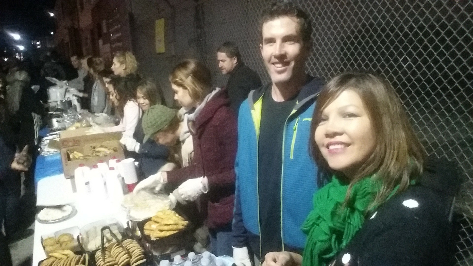 Feed the Homeless Christmas Downtown San Diego – Thank You
