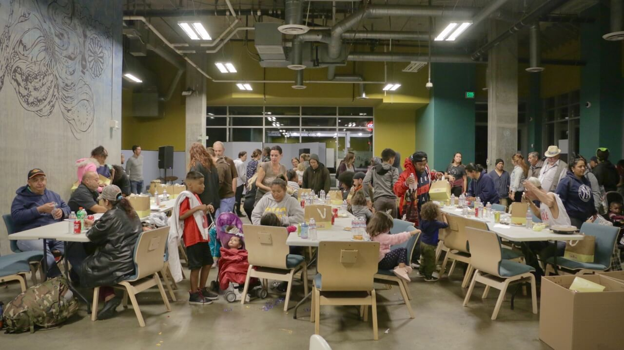 2019 Thanksgiving Feed the Homeless San Diego Event Downtown