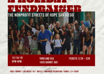 Holiday Streets of Hope San Diego Fundraiser Event