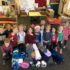 TK and Kindergarten Community Montessori Charter Kids Help the Homeless